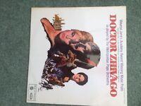 Dr Zhivago vinyl LP