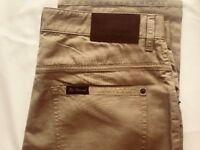 Ben Sherman Jeans, Beige, 34 Waist 34 Leg