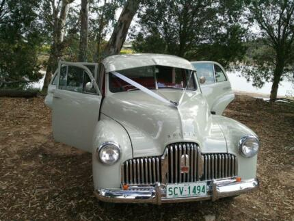 Humpy's Vintage Car Hire Perth Region Preview