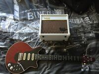 Brian May Guitars Red Special and Vox VBM1