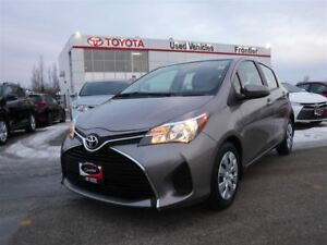 2015 Toyota Yaris LE Winter Tires Included