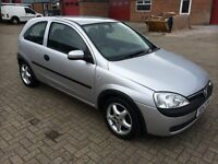Vauxhall Corsa. 1 Litre. Very Economical. Bargain!!!