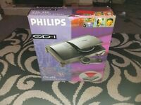 Retro philips cdi console with films and games