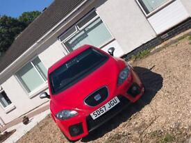 Seat Leon Fr 2.0 Tfsi Stage 1 Apr Swap