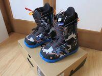 Burton Ambush Youth Snowboard Boots UK Size 5