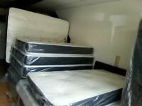 BRAND NEW Bed's with memory foam & orthopaedic mattresses,s £75, D £99, immediate delivery