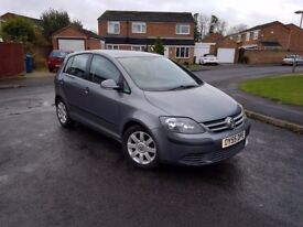 2006 Volkswagen Golf PLUS, 1.9 Diesel, 12 months MOT, nice and tidy.