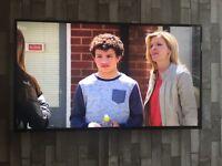 "Panasonic viera 50"" led TV"