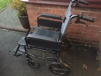 Fully Adjustable Mid Size / Small Wheelchair Child / Teen