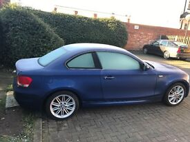 BMW 120D COUPE AUTOMATIC M-SPORT 2010 GREAT CONDITION LOW MILAGE!!