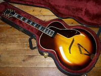 Gretsch Synchromatic Archtop electric 2003 made in Japan