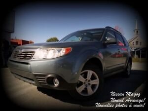 2010 Subaru Forester 2.5 X TOURING PACK + TOIT PANO + AWD + MAGS
