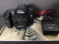 Canon EOS 5D mark III Digital SLR Camera + 40mm lens