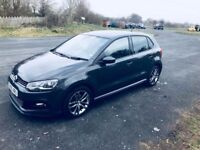 R-Line 2015BlueMotion Volkswagen Polo 1.4 TDI Tech