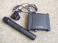 line 6 XD-V35 wireless microphone system