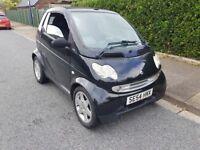 2005 SMART CAR CONVERTIBLE SEMI AUTO