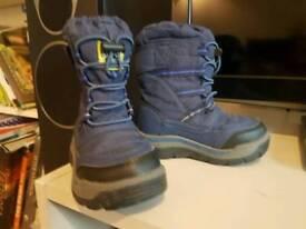 NEXT Boys Snow Boots 6