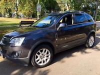 Vauxhall Antara cdti exclusive 4x4 auto 2013/62 p-ex welcome AA/rac welcome cheapest in country!