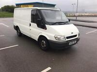 2006 Ford transit 2.0tddi fwd starts drives 110% test drive welcome in daily use