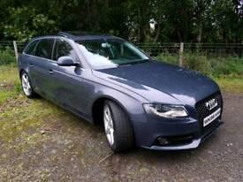 Audi a4 3.0 tdi QUATTRO MANUAL special edition estate 4x4 very rare !!!!