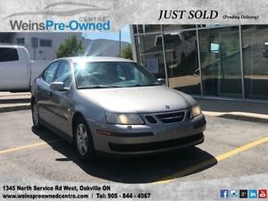 2004 Saab 9-3 Linear l SOLD AS IS l YOU CERTIFY YOU SAVE l