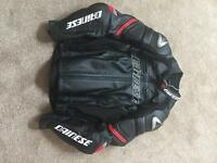 2peice DAINESE LEATHERS