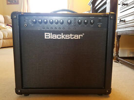 For Sale Blackstar ID:30TVP True Valve Power 30w Combo with FS - 10 Foot Swtich £250