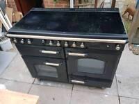 Rangemaster electric cooker