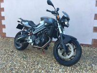 BMW F800R 2011 – Only 3,650 Miles