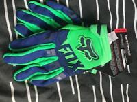 Fox dirtpaw bike gloves