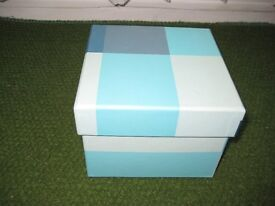 Nest of 4 Gift or Jewelery Boxes
