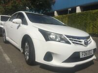 TOYOTA AVENSIS CAR FOR SALE- UBER APPROVED- VALID PCO & MOT