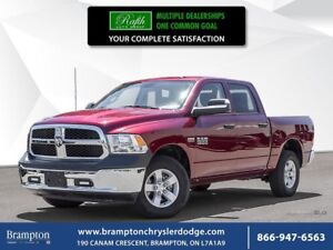 2017 Ram 1500 SXT 4X4 | 1OWNER TRADE-IN |
