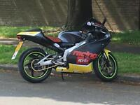 Aprilia RS125 Full Power