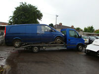 Renault Master 2.2 Recovery Truck Spares or Repair
