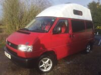 T4 VW Hightop Campervan