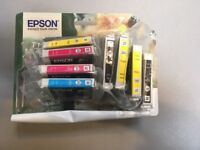 BRAND NEW EPSON INK CARTRIDGES