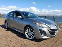Mazda, 3, Hatchback, 2010, Manual, 1598 (cc), 5 doors