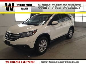 2013 Honda CR-V AWD|LEATHER|SUNROOF| 113,468 KMS