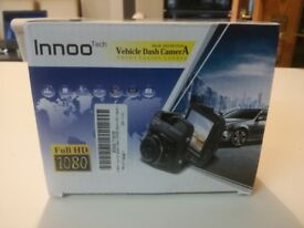 Innoo teach vehicle dash camera full working good condition See all pictures