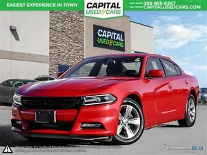 2015 Dodge Charger SXT *RWD-Push Button Start-Heated Seats*