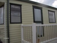 School holidays 6 berth caravan on golden gate holiday center Towyn