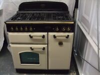 RANGEMASTER CLASSIC 90 GAS/ELECTRIC COOKER