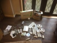Nintendo Wii, wii fit and family trainer