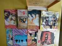 Beatles From Liverpool boxed set 8 vinyl LPs excellent condition