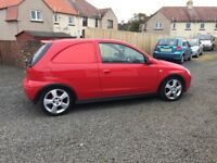 CHEAP CAR! RARE 2005 VAUXHALL CORSA 1.4 SRI VAN/CAR