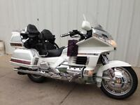2000 Honda GL1500SE Goldwing
