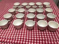 Very small Chinese tea set Kelvedon