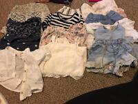 Baby girls bundle 3-12 Months