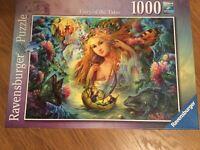 Ravensburger 1000 jigsaw